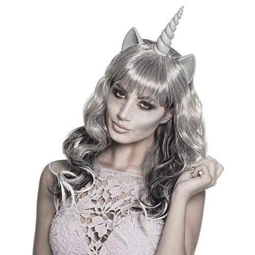 Boland Parrucca con Unicorno, Colore Grigio, 86199