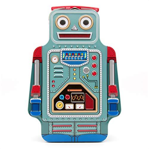 "SUCK UK Lunchbox ""Roboter"""