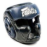 Fairtex HG13 Kopfschutz Kopfschoner – Spitze bis Kopf Boxen