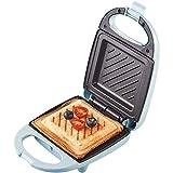 RJJBYY Máquina De Refrigerios 4 En 1 con Gofres, Tostadora De Sándwiches/Tostadora, Máquina De Desayuno Máquina De Barbacoa/Tortillas De Doble Cara