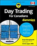 Day Trading For Canadians For Dummies (English Edition)
