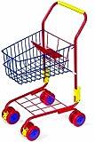 small foot 4035 Kaufladen-Zubehör Einkaufswagen, Rollenspielzeug