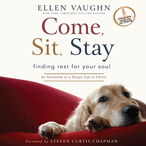 Come, Sit, Stay audiobook cover art