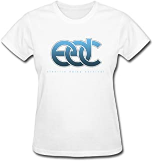 Women's Electric Daisy Carnival EDC Logo 2016 T Shirt