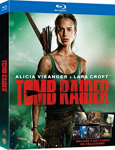 Tomb Raider + 6 Art Cards ( Blu Ray)