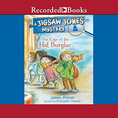 The Case of the Hat Burglar cover art