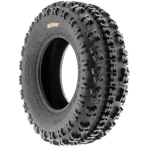 SunF A027 XC ATV UTV - Neumáticos deportivos con certificado de estacionamiento 6PR TL E