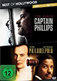 Best of Hollywood - 2 Movie Collector's Pack: Captain Phillips / Philadelphia [2 DVDs]