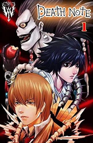 The Book Of Devil - Horror Story: Note.Of.Death-Manga vol1 (English Edition)