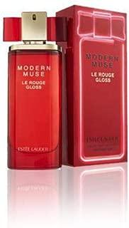 Estee Lauder Modern Muse Le Rouge Gloss By Estee Lauder for Women 3.4 Oz Eau De Parfum Spray, 3.4 Ounce, Red
