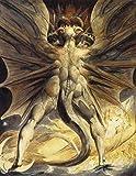 William Blake Giclée Leinwand Prints Gemälde Poster