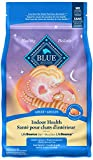 Blue Buffalo Indoor Health Natural Adult Dry Cat Food, Chicken And Brown Rice 3.1kg bag