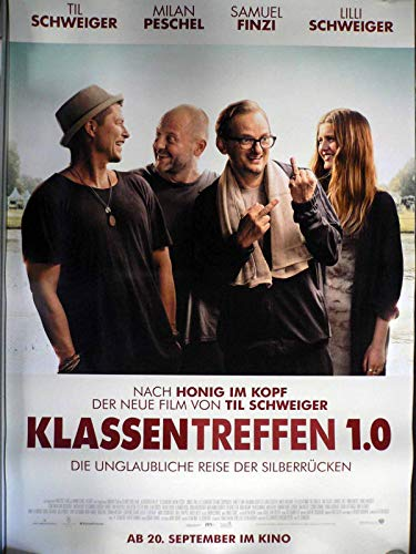 Klassentreffen 1.0 - Til Schweiger - Filmposter A1 84x60cm gerollt