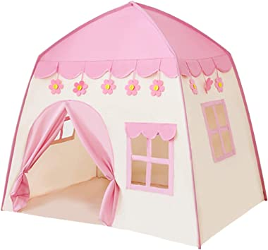 "BEILIHART Kids Play Tent & Playhouse,51""x51""x39"" Kids Pop Up Tent, Children Camping Playhouse, Indoor/Outdoor Children Playho"