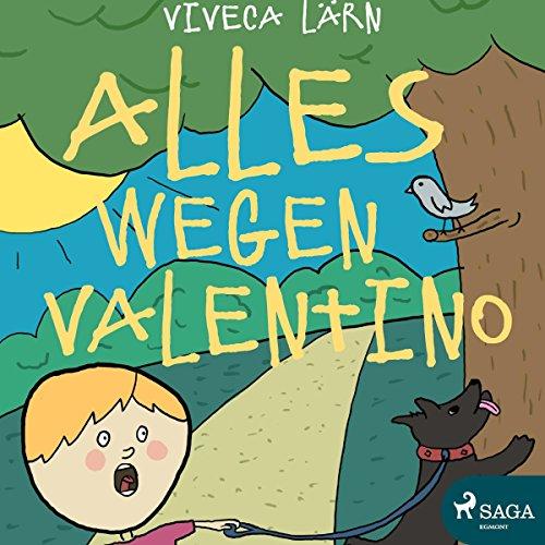 Alles wegen Valentino cover art