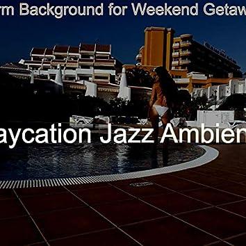 Warm Background for Weekend Getaways