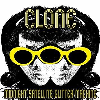 Midnight Satellite Glitter Machine