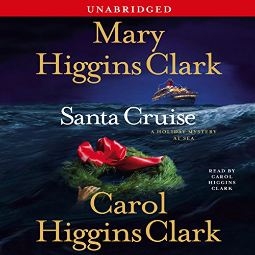 Santa Cruise audiobook cover art