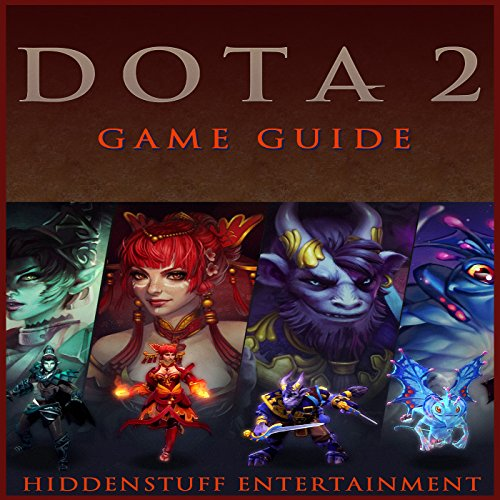 DOTA 2 Game Guide audiobook cover art