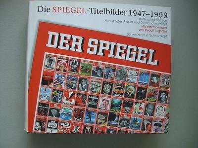 Spiegel-Titelbilder 1947-1999 Zeitschrift Spiegel Titelbilder