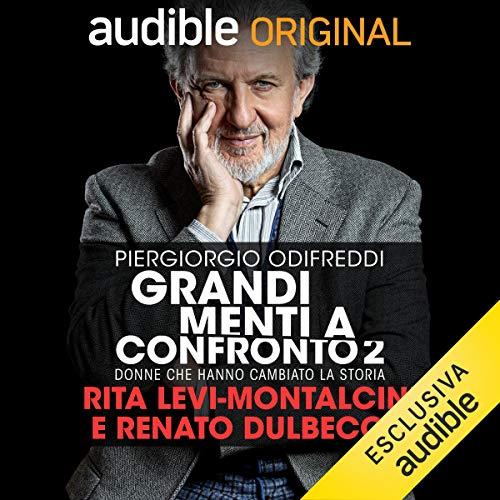 Rita Levi-Montalcini e Renato Dulbecco cover art