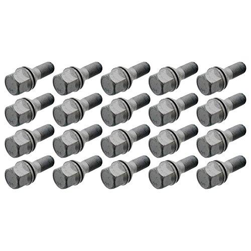febi bilstein 46677 Radschraube für Stahlfelge