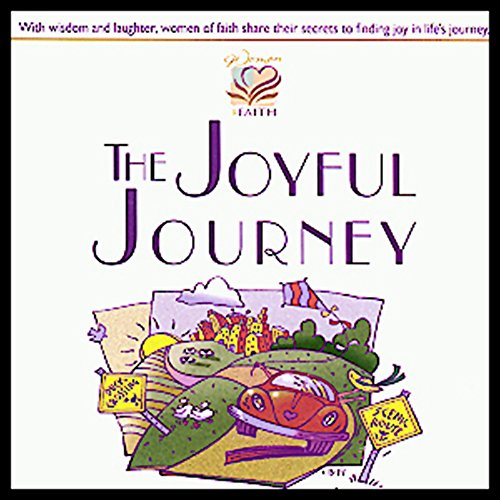 The Joyful Journey                   By:                                                                                                                                 Patsy Clairmont,                                                                                        Barbara Johnson,                                                                                        Marilyn Meberg,                   and others                          Narrated by:                                                                                                                                 Patsy Clairmont,                                                                                        Barbara Johnson,                                                                                        Marilyn Meberg,                   and others                 Length: 3 hrs     17 ratings     Overall 4.3