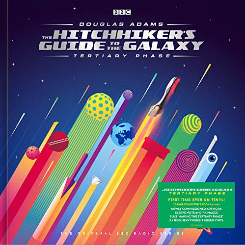 Hitchhikers Guide to the Galaxy-Tertiary Phase [Vinyl LP]