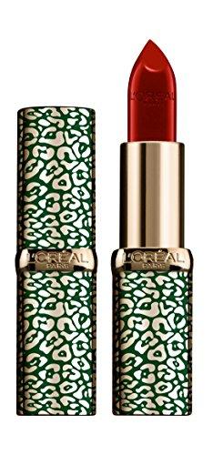 L'ORÉAL PARIS Color Riche Rouge à Lèvres Rouge 392 Tanzania Rubis