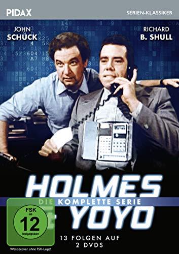 Holmes & Yoyo / Die komplette 13-teilige Kultserie (Pidax Serien-Klassiker) [2 DVDs]