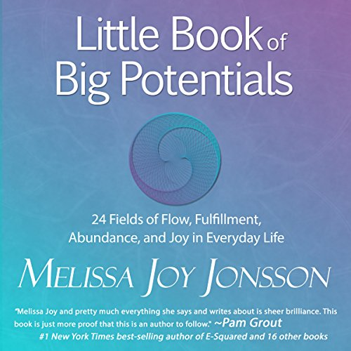 Little Book of Big Potentials audiobook cover art