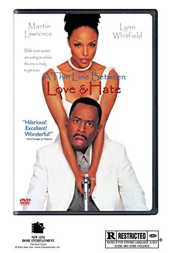 Thin Line Between Love & Hate (DVD)