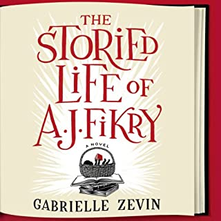 The Storied Life of A. J. Fikry audiobook cover art