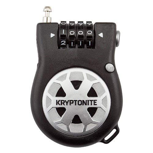 Kryptonite R2 2.4mm Retractor Combo Cable Bicycle Lock