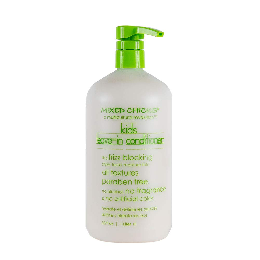 Colorado Springs Mall Mixed Chicks Kids Leave-In Conditioner shipfree Frizz Defin Eliminate -