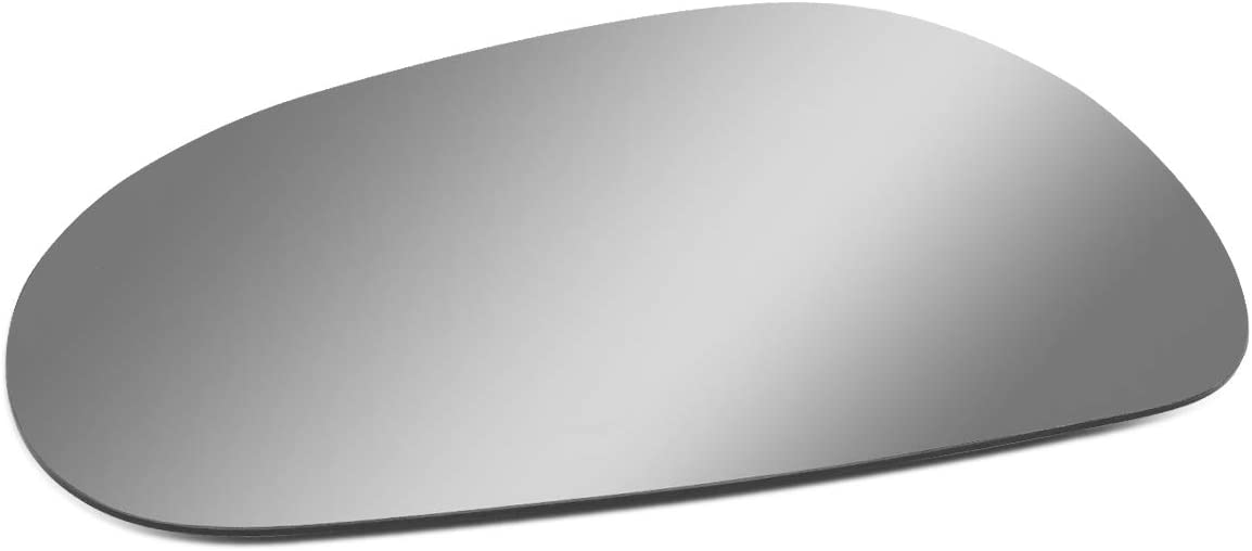 Driver Left Manufacturer regenerated Max 78% OFF product Side Door Rear View Glass Replacement Lens Mirror Co