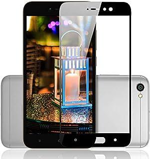 GHQQ 2pcs Full Cover Glass For Xiaomi Redmi Note 3 4 4X 5 5A Full Screen Protective Tempered Glass For Redmi Note 5Pro 6Pr...
