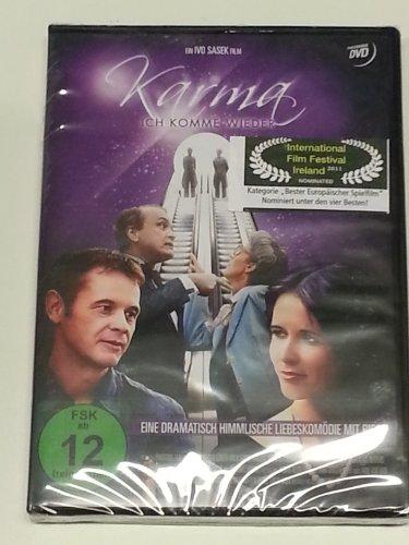 Karma - Ich komme wieder - eine dramatisch himmlische Liebeskomödie mit Biss DVD
