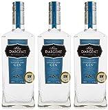 Bleu D'Argent London Dry Gin (3 x 0.7 l)