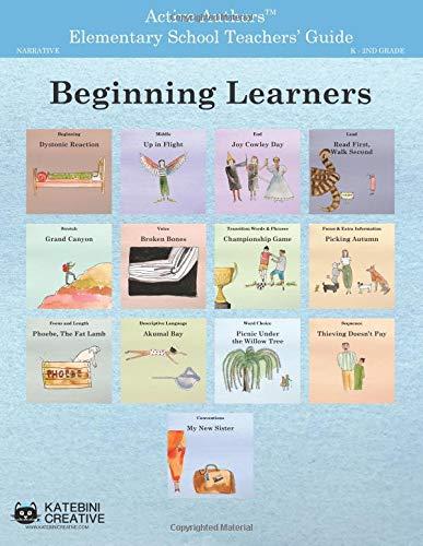 Katebini Creative Active Authors Beginner Learners Teacher's Guide: Volume 1 (Katebini Creative Active Authors Teachers' Guides)