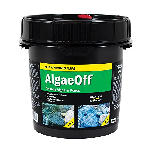 CrystalClear AlgaeOff - String Algae Remover - 10 pounds Treats Up to 4,000 Square Feet