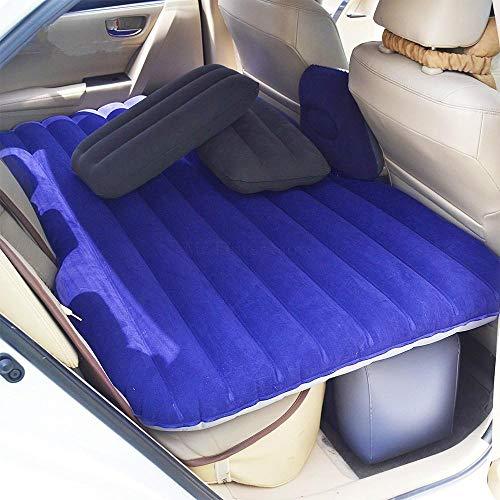 Clkdasjd Auto Luftmatratze Reisebett aufblasbare Matratze beige