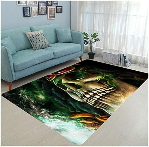 3d skull carpet _image3