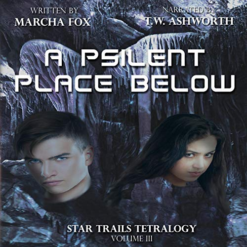 A Psilent Place Below Audiobook By Ms. Marcha Fox cover art