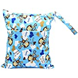 BIGBOBA Cloth Nappy Wet Bags