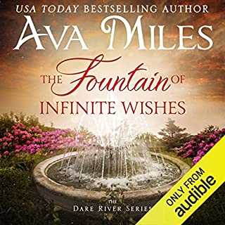The Fountain of Infinite Wishes audiobook cover art