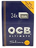 OCB Papel de Fumar, Azul, 24 Unidades