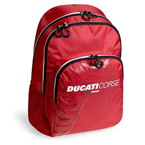 Busquets Ducati Rojo