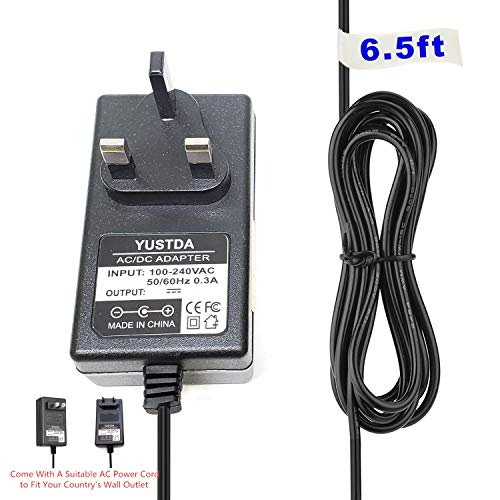 AC Power Adapter For Quip all PCJAS500 MAX 12K /& 7500 Quipall PCAJS500 P6 QPL LP