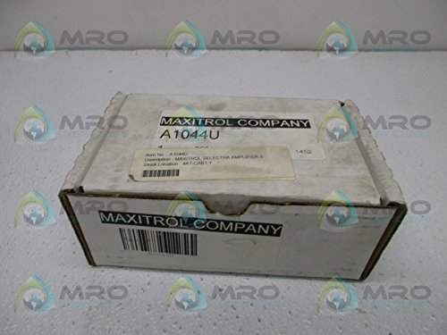Lowest Price! Maxitrol A1044U Selecta Universal Amplifier